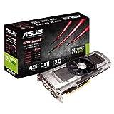Asus Nvidia GeForce GTX 690 Graphics Card (4GB GDDR5, PCI Express 3.0, 915MHz, 6008MHz, DVI-I, DVI-D, 28nm GPU, NVIDIA GPU Boost, NVIDIA 3D Vision Surround Ready)