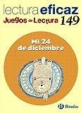 Mi 24 de diciembre Juego de Lectura (Castellano - Material Complementario - Juegos De Lectura)