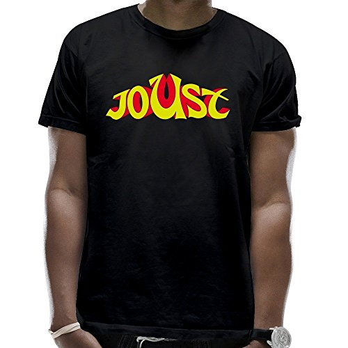 Men's Joust Game Logo T-Shirts, S to XX-Large