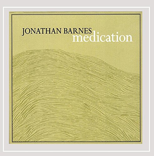 Jonathan Barnes - Medication