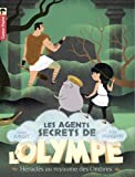 """Afficher """"Les agents secrets de l'Olympe n° 5 Héraclès au royaume des Ombres"""""""