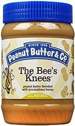 Peanut Butter & Co. Bee\'s Knees Peanut Butter, 16 oz