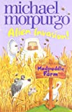 Michael Morpurgo Alien Invasion! (Mudpuddle Farm series) Martians at Mudpuddle Farm & Mum's the Word