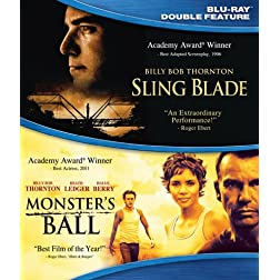 Sling Blade / Monsters Ball [Blu-ray]