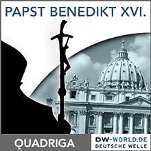 Papst Benedikt XVI. - im Schatten seines Vorgängers? Hörbuch von  N.N. Gesprochen von:  div.