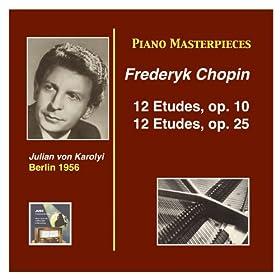12 Etudes, Op. 10: No. 8 in F Major, Op. 10, No. 8