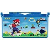 Housse résistante pour DSi Mario - bleu