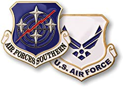 Air Forces Southern Challenge Coin