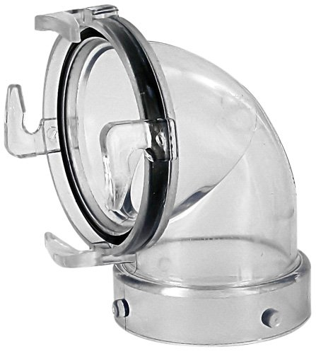 Valterra T1023 90° Clearview Adapter (Rv Sewer Clear compare prices)