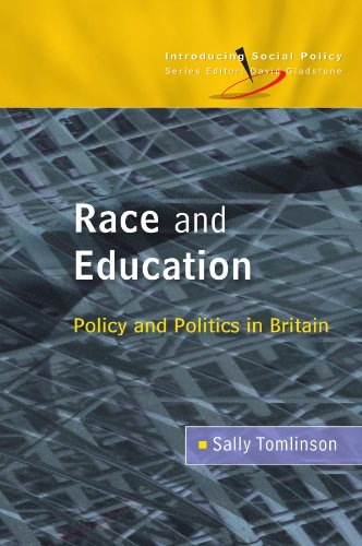 Race and Education: Policy and Politics in Britain (Introducing Social Policy)