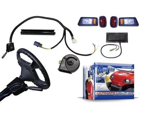Golf Cart Ultimate Light Kit Will Fit Yamaha G-Series Golf Carts