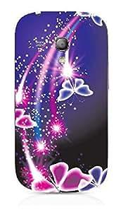 Upper Case Fashion Mobile Skin Sticker For Samsung Galaxy S4 Mini