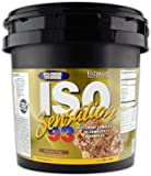 ULTIMATE NUTRITION ISO SENSATION CHOC FUDGE, 5LB Tub
