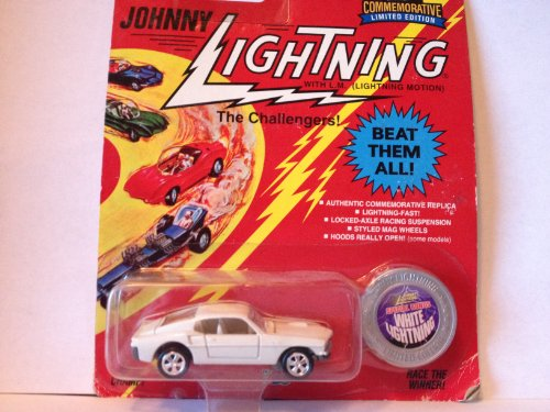 Johnny Lightning 1995 White Lightning Nucleon #117 - 1