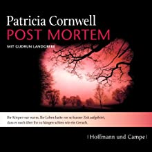 Post Mortem (Kay Scarpetta 1) (       ABRIDGED) by Patricia Cornwell Narrated by Gudrun Landgrebe