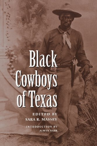 the black cowboy essay Black men born into slavery found they experienced less open discrimination and a better life on the open range even the name 'cowboy' came from slavery days from the cabin boy to the house boy.
