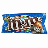 M&M Chocolate Pretzel 32.3g - Each