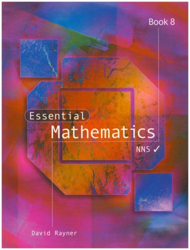Essential Mathematics: Bk.8