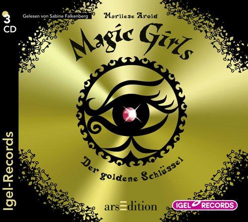 Der Goldene Schlüssel Magic Girls 10 Der Goldene