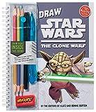 Draw Star Wars: The Clone Wars (Klutz)