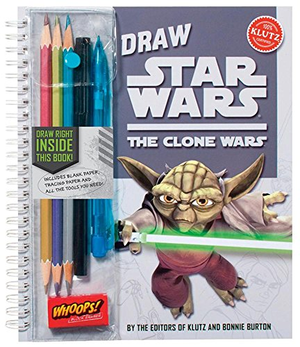 Draw Star Wars: The Clone Wars (Klutz) (Draw Lego compare prices)