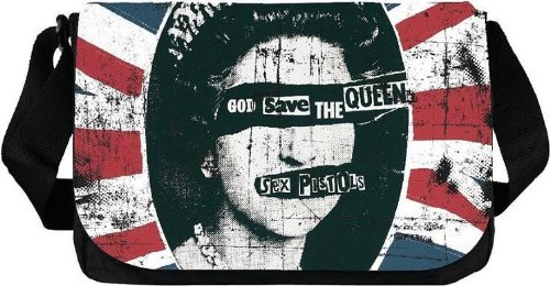 God Save the Queen - Borsa Ecopelle -