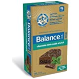 Balance Bar Chocolate Mint Cookie Gold Bar, 1.76 Ounce -- 6 Per Case.