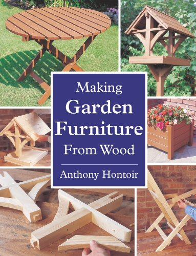 Making Garden Furniture From Wood Picture
