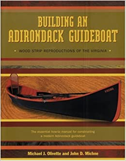 Building an Adirondack guideboat : wood strip