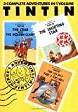 The Adventures of Tintin, Vol. 3: The Crab with the Golden Claws / The Shooting Star / The Secret of