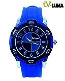 V-Luma Blue Sports Men's Watch VL21