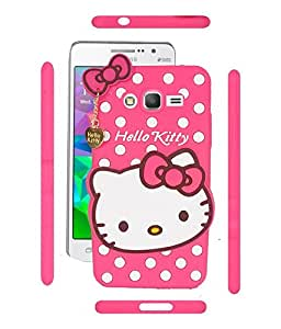Meephone Hello Kitty Back Cover Samsung Galaxy A5/A510 Pink