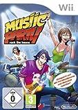 echange, troc Music Party: Rock the House Wii [Import allemande]