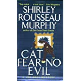 Cat Fear No Evil (Joe Grey Mysteries) ~ Shirley Rousseau Murphy