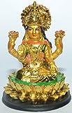 Odishabazaar Coloful Polyresin Goddess Lakshmi