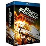 Fast & Furious: The Complete Collection (The Fast and the Furious / 2 Fast 2 Furious / The Fast and the Furious: Tokyo Drift / Fast & Furious / Fast Five)