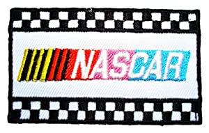 NASCAR The Game Sprint Races Symbol Apparel CN07 Patches