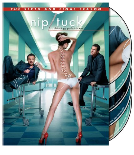 Nip/Tuck: Sixth & Final Season [DVD] [Region