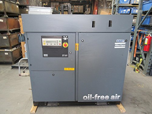 Atlas Copco ZT37 Air Compressor T54828