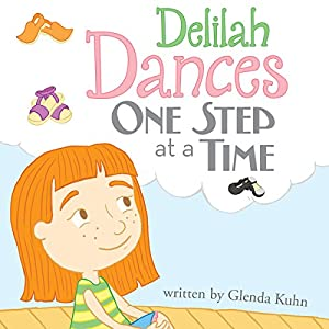 Delilah Dances One Step at a Time Audiobook
