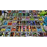 Lot of 20 Pokemon TCG Cards including 1 Ultra Rare, 4 Rares, and 15 Commons/Uncommons