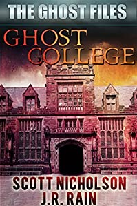 Ghost College by Scott Nicholson ebook deal