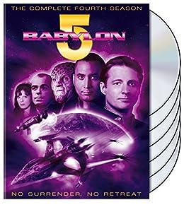 Babylon 5: Season 4 (Repackage)