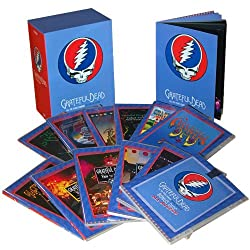 Grateful Dead: All the Years Combine -  The DVD Collection (14-Disc Box Set)