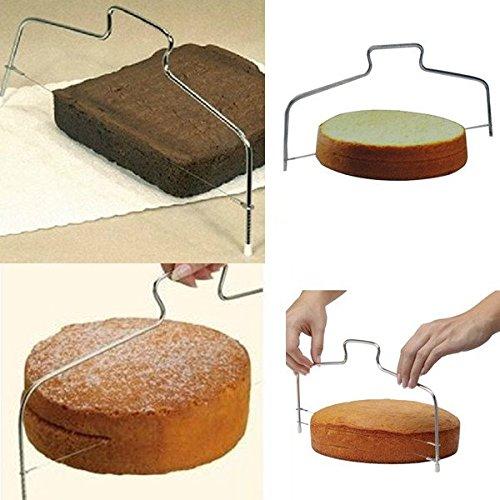 Bluelover-Edelstahl-Chord-Art-Kuchen-Brotschneidemaschine-Cutter
