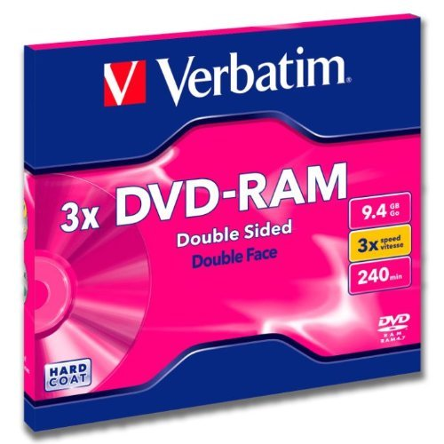 Verbatim DVD-RAM 3x DS