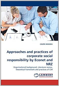 literature review of corporate social responsibility Within the literature on corporate social responsibility, we can recognize  the  harvard business review on corporate responsibility gathers the latest thinking.