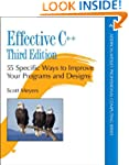 Effective C++: 55 Specific Ways to Im...