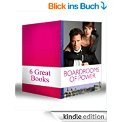 Boardrooms of Power (Mills & Boon e-Book Collections): The Italian Boss's Secretary Mistress / Under the Tycoon's Protection / Business Affairs / Bought ... Secretary / Marrying Her Billionaire Boss