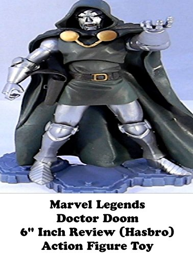 "Marvel Legends DR DOOM review 6"" inch (Hasbro) action figure toy"